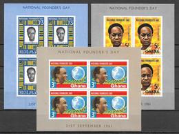 Ghana N° Bloc 3/5 YVERT NEUF ** - Ghana (1957-...)