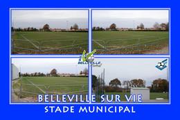 Belleville Sur Vie (85 - France) Stade Municipal - Stadiums