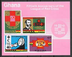 Ghana N° Bloc 36 YVERT NEUF ** - Ghana (1957-...)