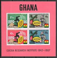 Ghana N° Bloc 30 YVERT NEUF ** - Ghana (1957-...)