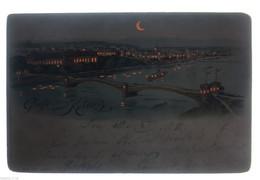 """""""Gruß Aus Koblenz, Mond"""" 1898, Halt Gegen Das Licht ♥  - Non Classificati"""