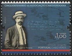 Portugal 2020 , Cinquentenario Da Associacao Caboverdeana - Postfrisch / MNH / (**) - Unused Stamps
