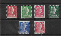 FRANCE   N° 1009A/11C  **     NEUFS SANS CHARNIERE - 1955- Marianna Di Muller