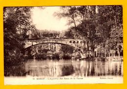 Moret Sur Loing Aqueduc Deseaux De La Vanne   Edt   Sauvé     N° 56 - Moret Sur Loing