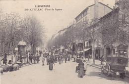 Cantal - Aurillac - Place Du Square - Aurillac