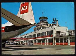 Aéroport De Jersey. Jersey Airport. 1962 - Jersey