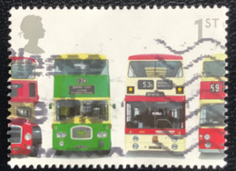Great Britain - P3/42 - (°)used - 2001 - Michel 1936 - Autobussen - Bus
