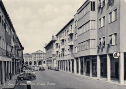 Veneto - Venezia - S. Donà Di Piave - Via Cesare Battisti - F. Grande - Viagg - Bella Animata - Other Cities