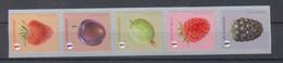 R155 Fruit N° Sur La Mûre - Coil Stamps