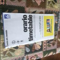 AEROPORTI DI ROMA ORARIO 2006 - Libri, Riviste, Fumetti