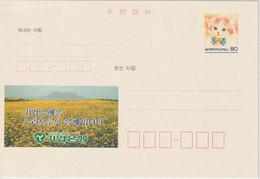 Entier Neuf Chat Corée Du Sud - Gatti