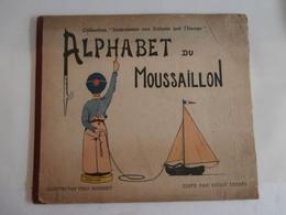 T Bouisset Alphabet Du Moussaillon 1944 ED Vigot Frères Collection Instruisons Nos Enfants - Unclassified