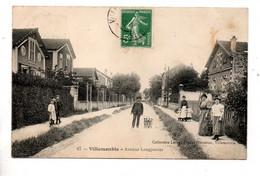 93 - VILLEMOMBLE . AVENUE LONGPERRIER - Réf. N°10898 - - Villemomble