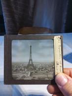 Tour Eiffel Exposition 1889 - Diapositivas De Vidrio