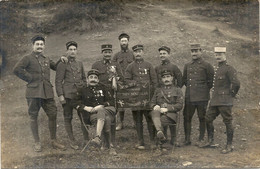 70 EM BATAILLON TIRAILLEURS SENEGALAIS . SAINT RAPHAEL .MARECHAL DES LOGIS - Regiments