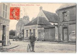 CPA 91 Authon La Plaine Centre - Autres Communes