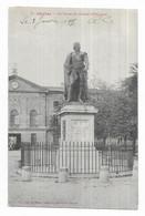 Gaillac La Statue Du Général D' Hautpoul - Gaillac