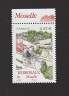 """FRANCE / 2020 / Y&T N° 5407 ** : """"Touristique"""" (Rodemack - Moselle) X 1 BdF Haut - Neufs"""