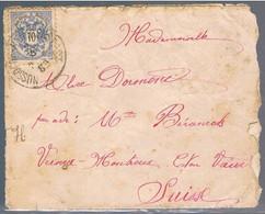 Austria, 1889, For Vaud - 1850-1918 Imperium