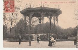 N°7070 R -cpa Reims -kiosque Du Jardin De La Patte D'Oie- - Reims