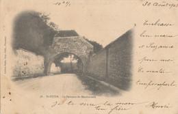 95-Saint Ouen Le Ponceau De Maubuisson - Saint-Ouen-l'Aumône