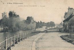95-Saint Ouen Le Quai - Saint-Ouen-l'Aumône