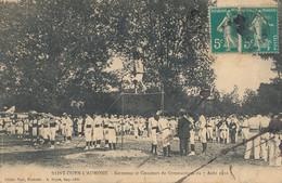 95-Saint Ouen L'Aumone Kermesse Et Concours De Gymnastique - Saint-Ouen-l'Aumône