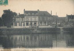 95-Saint Ouen L'Aumone Ecluse - Saint-Ouen-l'Aumône