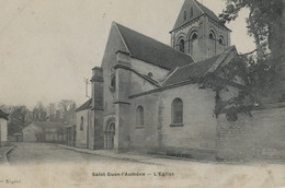 95-Saint Ouen L'Aumone L'Eglise - Saint-Ouen-l'Aumône