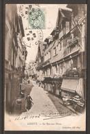 Carte P De 1903 ( Lisieux / La Rue Aux Fèvres ) - Lisieux
