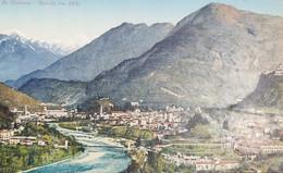 Cartolina - In Valsesia - Varallo - 1928 - Vercelli