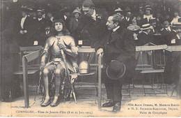 EVENEMENT Fêtes - 60 - COMPIEGNE Fête De JEANNE D'ARC 1913 ) Mlle Alice DUMARS & M. FOURNIER Maire - CPA - Oise - Otros