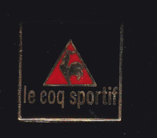 63414- Pin's. .le Coq Sportif.signé Saggay.. - Trademarks