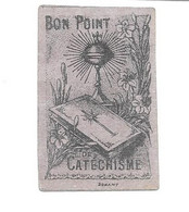KB1201 - BON POINT CATHECHISME - Diploma & School Reports
