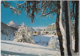 CLAVIERE - TORINO - CONFINE ITALO-FRANCESE - VIAG.-4371 - Italy