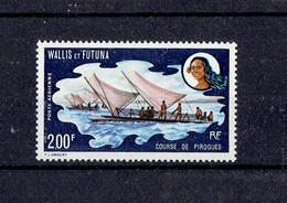 TP WALLIS ET FUTUNA - PA N°43 - X - CHARNIERE INVISIBLE - TTB - 1972 - Ungebraucht