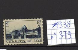 Lot Timbres Français N° 379 , De 1938, Oblitérés - France