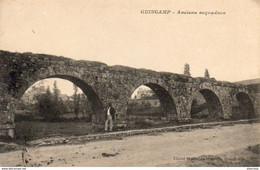 D22  GUINGAMP  Anciens Acqueducs - Guingamp