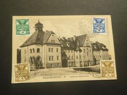 Tsjechiën ( 25 )   Tsjech  :  Reichenberg   Liberec - Tschechische Republik