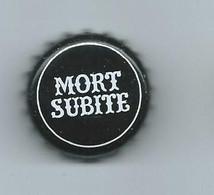 B 169 - CAPSULE DE BIERE - MORT SUBITE (Bière BELGE) - Beer