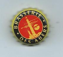 B 172 - CAPSULE  DE BIERE BRETONNE -  THEME PHARE - ÎLE VIERGE - BRASSERIE DES ABERS (PLOUGUERNEAU) - Beer