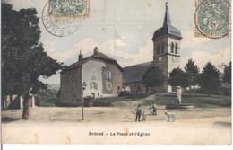 Brenod  Place Et L'eglise 3 - Sonstige Gemeinden