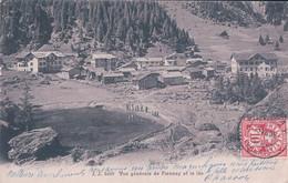 Fionnay Et Le Lac (JJ 5489) - VS Valais