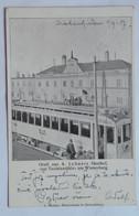 """Wienerberg 238 Wien Vienna 1907 A. Lebners Gasthoff Inn Tram """"zur Teufelsmühle"""" - Otros"""