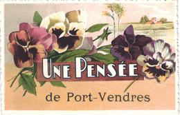 FR66 PORT VENDRES - Une Pensée - Belle - Port Vendres