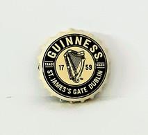 Capsules Ou Plaques De Muselet  Bière GUINNESS - Beer
