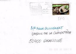 TP N° 3773 Seul Sur Enveloppe De Taverny - 1961-....