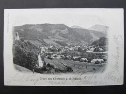 AK Kirchberg A.d.Pielach B. St. Pölten 1899  ///  D*46503 - St. Pölten