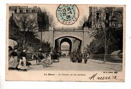 72 - LE MANS . LE TUNNEL, VU DES JACOBINS - Réf. N°10909 - - Le Mans