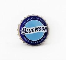 Capsules Ou Plaques De Muselet  BIÈRE BLUE MOON - Beer
